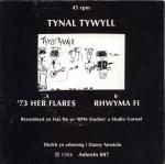 tynal tywyll 73back