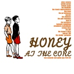 honey at the core front