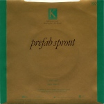 prefab sprout dont sing back