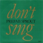 prefab sprout dont singfront