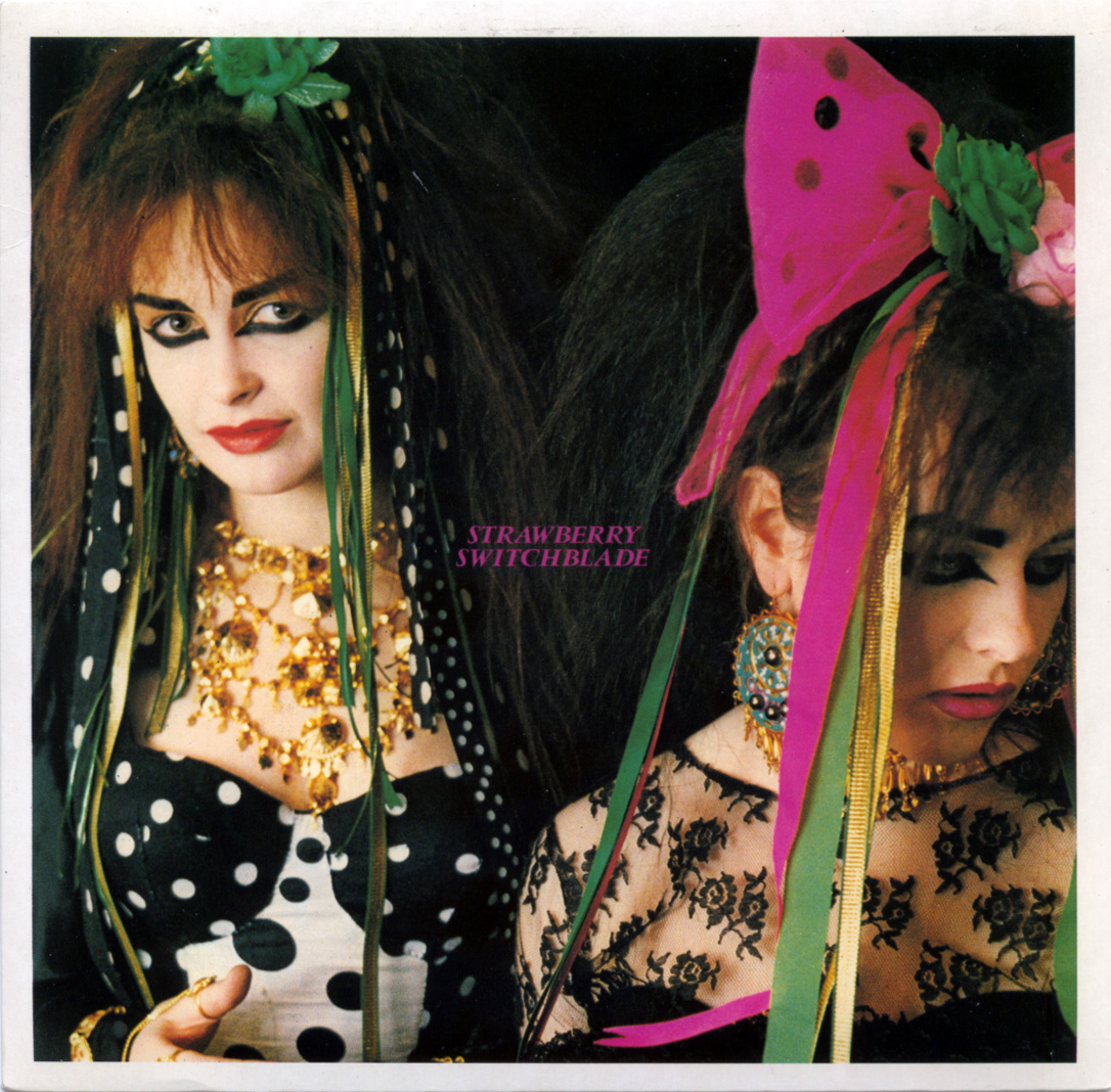 strawberry switchblade trees and flowers 7 1983 strawberry