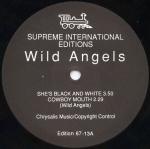 wild angels aside