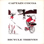 captain cocoa bicycle front