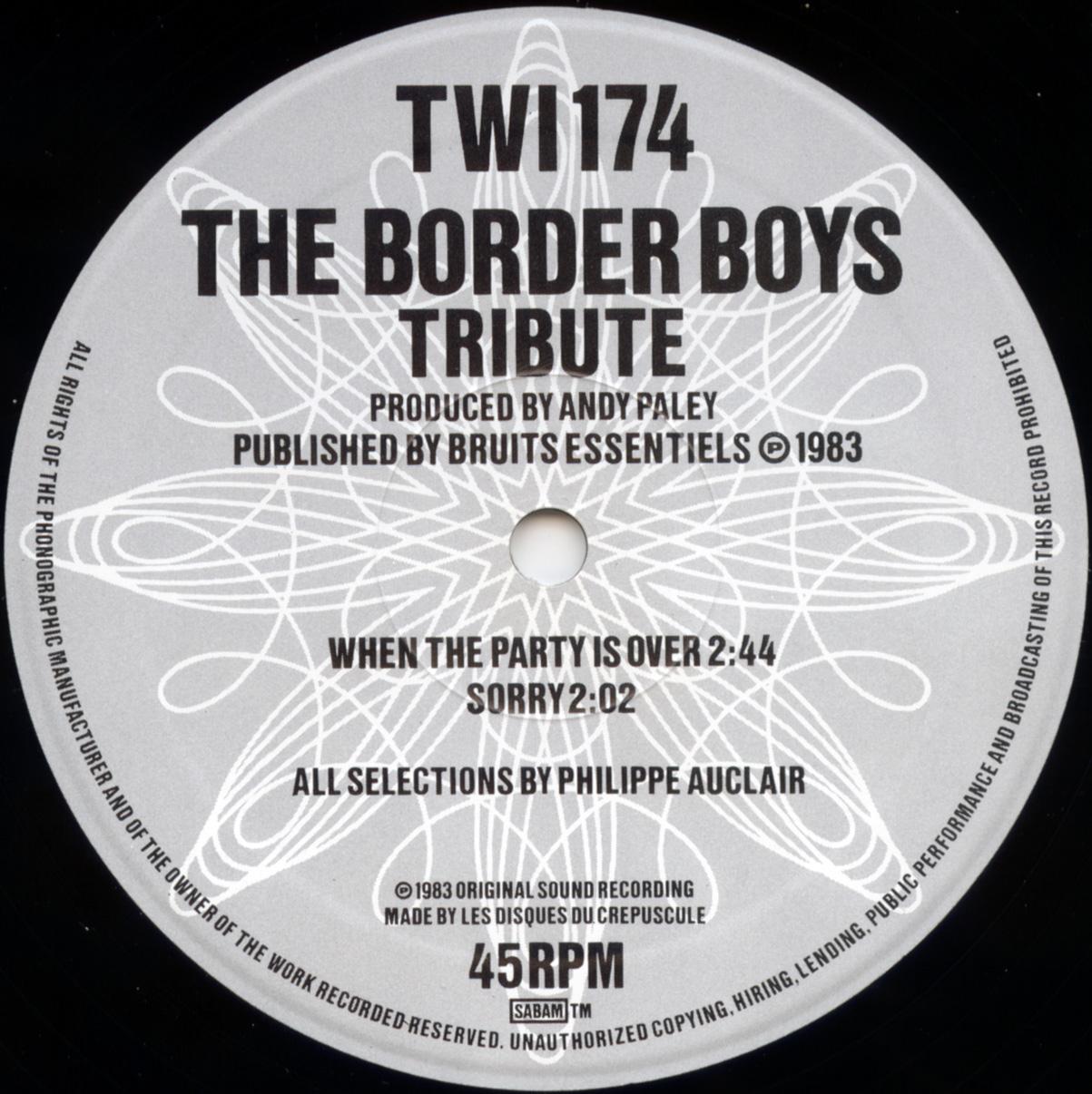 border boys bside