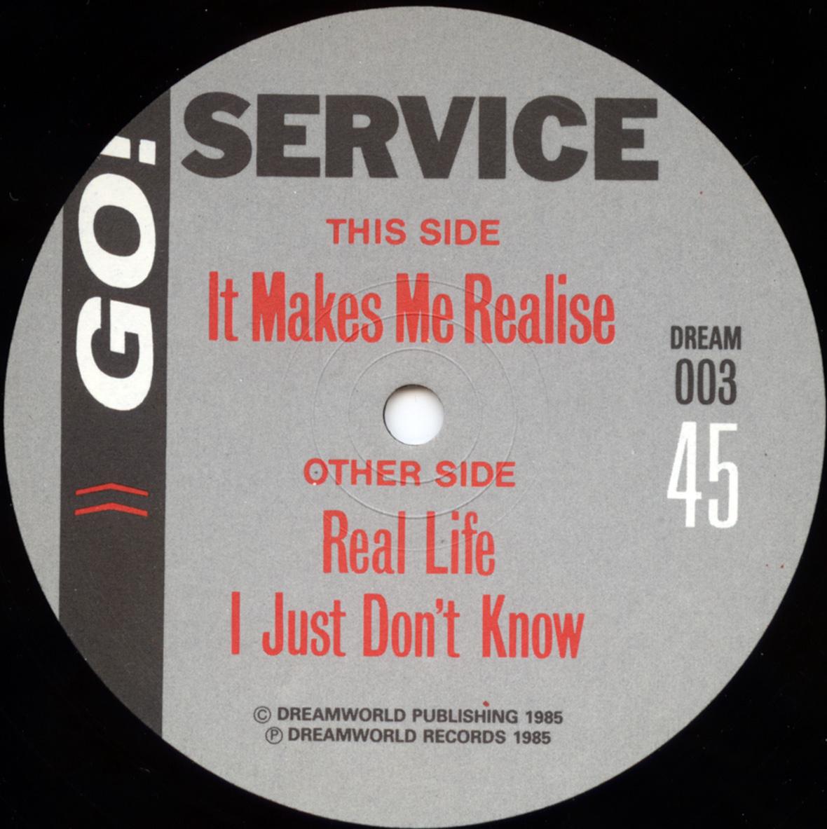 go service aside