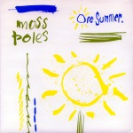 moss poles one summer front