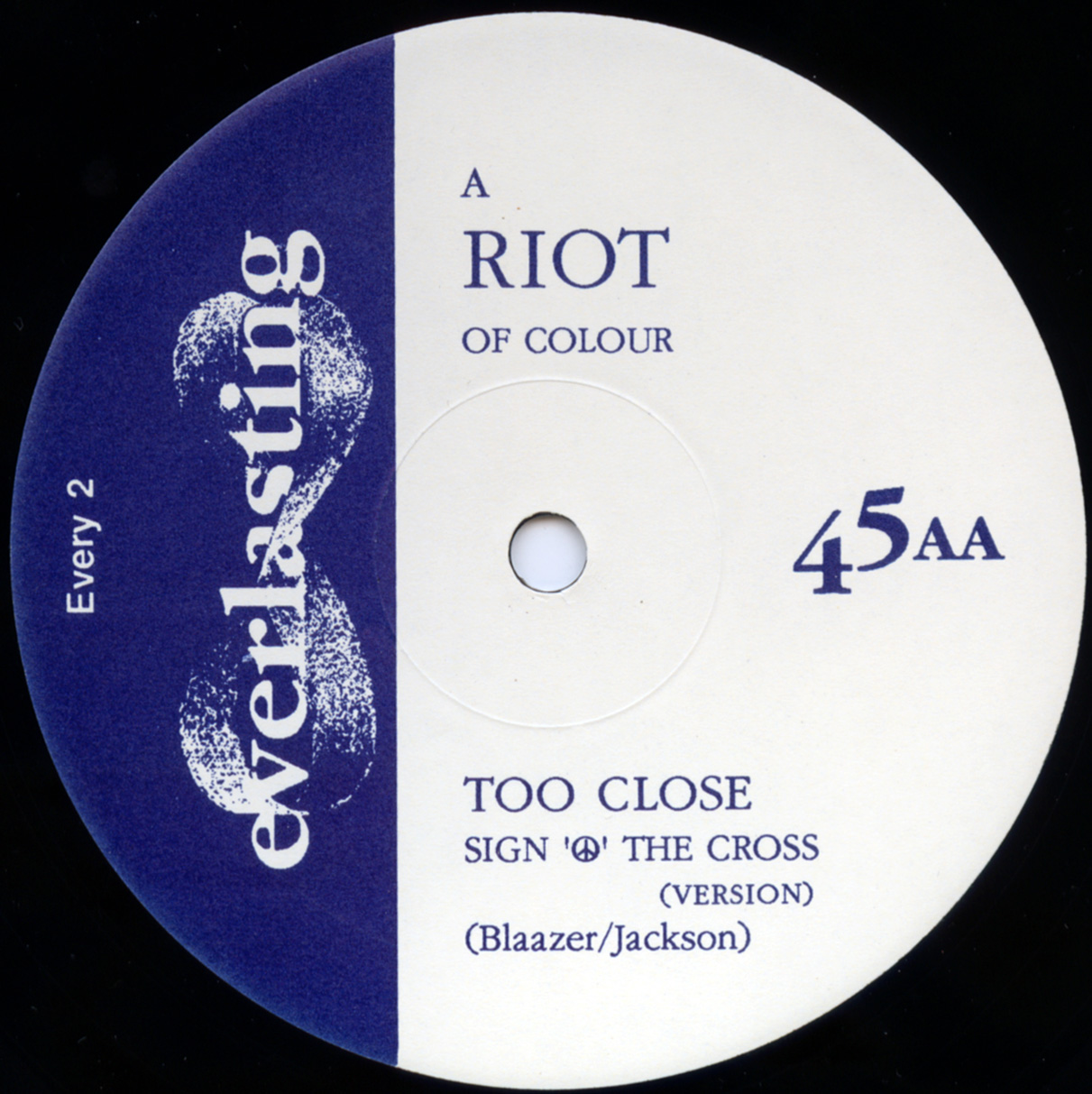 a riot of colour swallow bside